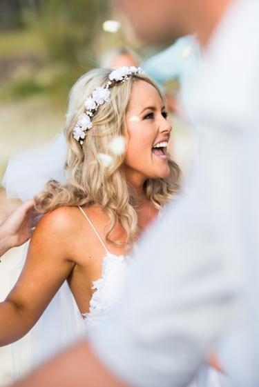 Stradbroke Island wedding photographer